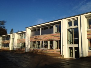 Foto Schulgebäude